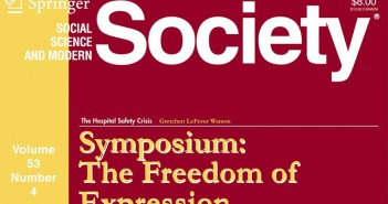 "Forskningsartikel: ""Freedom of Expression and National Security"""