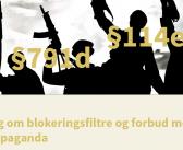 """Analyse: """"Lovforslag om blokeringsfiltre og forbud mod terrorpropaganda"""""""