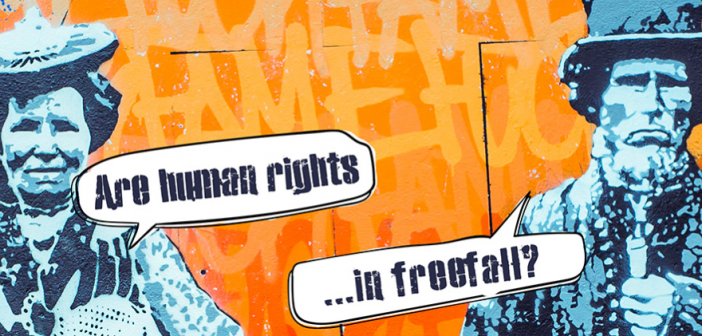 Annual Conference on Human Rights 2017 -Are Human Rights in freefall?