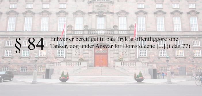 """Ritzau:""""Ytringsfrihedskommission får ex-nationalbankboss i spidsen"""""""