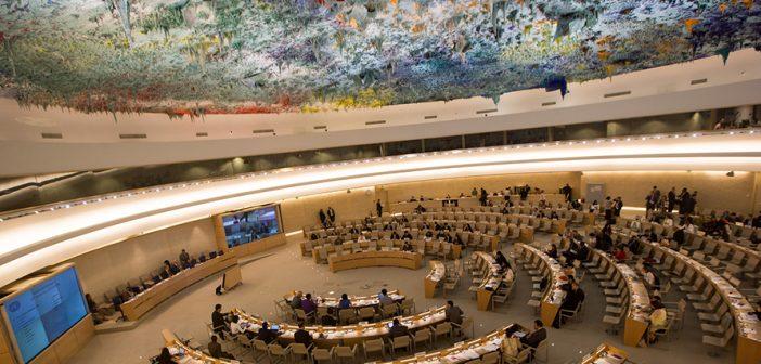 """Jyllands-Posten:""""Trump kritiseres for at forlade FN's Menneskerettighedsråd"""""""