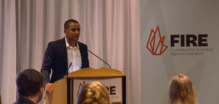 "Keynote at FIRE Student Network Summer Conference 2018:""3 free speech myths"""