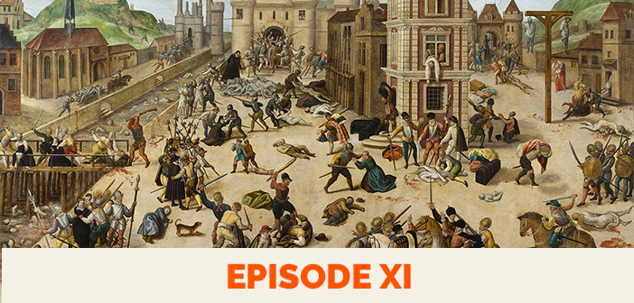 Clear and Present Danger – episode 11: The great disruption – Part II