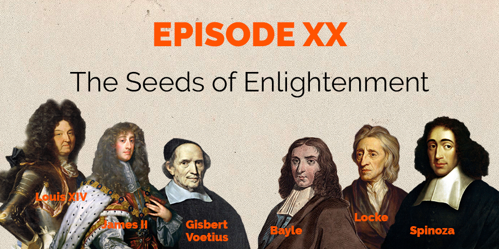 Episode 20 the seeds of enlightenment free speech history.