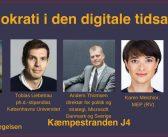 Folkemødet 2019: Demokrati i den digitale tidsalder