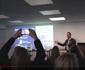 Faisal Saeed Al Mutars presentation on ideas beyond borders work