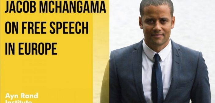 Ayn Rand Institute – New Ideal: An Interview with Free-Speech Advocate Jacob Mchangama