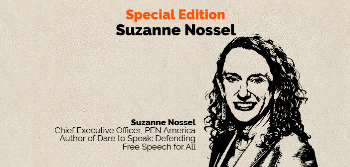 Clear and Present Danger – Special Edition – Suzanne Nossel