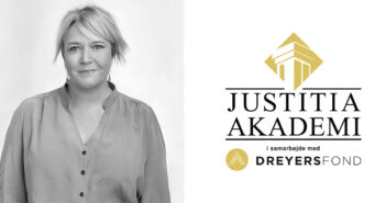 Christina Egelund i spidsen for Justitia Akademi