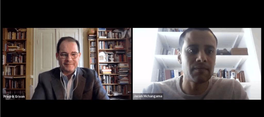 ECIPE Webinar: Are Online Civil Liberties Threatened